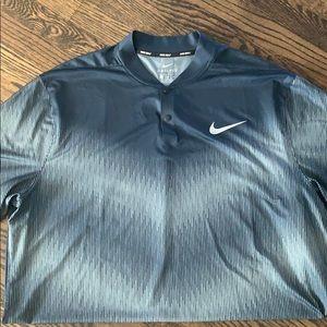 Nike Golf Dri-Fit golf shirt